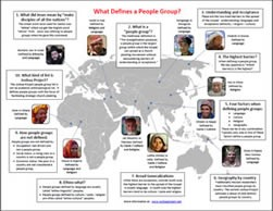 What Defines a People Group?