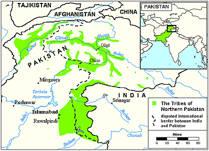 Shin in Pakistan